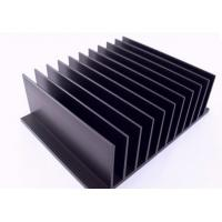 China 6005 , 6060 Anodized Aluminum Heatsink Extrusion Profiles For Medical Equipment / CPU Cooler wholesale