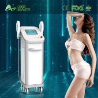 China Advanced cooling system painless permanent hair removal CE certification IPL shr machine wholesale