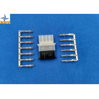 China 5.08mm Pitch Female Connector  Male Crimp Housing 4 Circuits with tin-plated Brass Contact wholesale