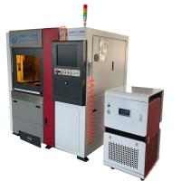 China Stable Running CNC Fiber Laser Cutting Equipment cutting 1mm stainless steel on sale