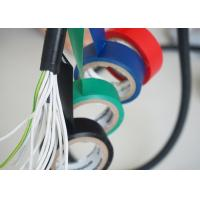 China Colored PVC Electrical Tape Insulating Comply With UL And CSA Certificate wholesale