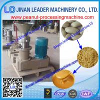 Buy cheap 100-150kg/h peanut butter making machine high capacity&quality with CE/ISO9001 from wholesalers