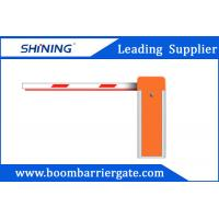 Buy cheap 2018 OEM AC Motor Automatic Boom Barrier Gate for Extrance and Exit System from wholesalers