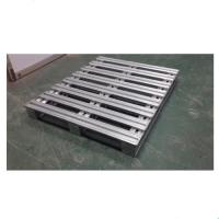 Quality 2 Way Entry Type Al6063 T5 Welding Aluminium Tray for Warehouse Storage CE for sale