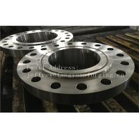 China ASME B16.5 WN A350 LF6 Forged Carbon Steel Flange With Nice Packing Or Un-standard Flange wholesale