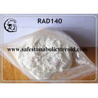 China High Purity SARMs White Powder  RAD140 for Increasing Strength wholesale