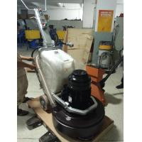 China Walk Behind Concrete Floor Grinding Equipment For Commericial And Residential Floor wholesale