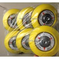 China 3inch Velcro Sanding pad with M6 Nut wholesale