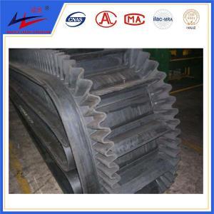 China corrugated sidewall Industrial conveyor belt, food grade belt conveyor wholesale