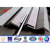 China Construction Galvanized Angle Steel Hot Rolled Carbon Mild Steel Angle Iron Good Surface on sale