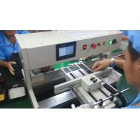 China Singulation PCB Separator Machine / pcb depaneling router low noise wholesale