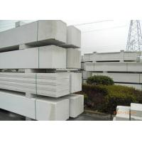 China Autoclaved Aerated Concrete Blocks Making Plant Block Making Equipment Fire Resistant Sound Proof wholesale