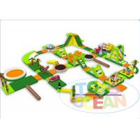 China Floating Inflatable Water Park wholesale