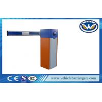 China Manual Release Car Parking Barrier Gate Security Safety Fast Speed wholesale