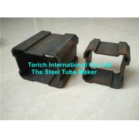 Quality Custom Mechanical Seamless Cold Drawn Steel Pipes GB/T3094-1986 Special Shape for sale