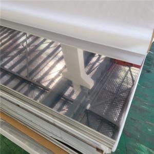 China 321 303 316l Stainless Steel Sheet Metal 5mm 16 Gauge Stainless Steel Sheet 4x8 wholesale
