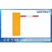 China OEM Automatic Gate Barrier Vehicle Barrier Gate For Parking System on sale