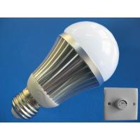China White B22 E26 5 Watt Dimmable LED Lighting Bulb Fixture 2700 - 8500k for Exhibition stands wholesale