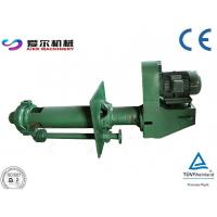 Buy cheap High Density Vertical Slurry Pump / Vertical Sewage Pump High Chrome Alloy from wholesalers