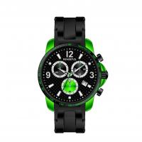 Buy cheap Fashion Sport Men Silicone Strap Watches Multifunction With Alu Case from wholesalers