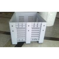 Chinese best selling plastic box,shipping box with large size at 1200x1000x760mm
