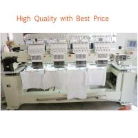 Buy cheap Cap T-shirt flat Embroidery Machine from wholesalers