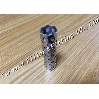 China High Filtration Precision Wire mesh filter / For Oil / Water / Gas / Noise Strainer on sale