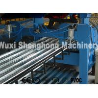 China Durable Metal Deck Roll Forming Machine , Floor Decking Roll Forming Line wholesale