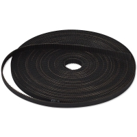 China Rubber Width 6mm 10mm 2GT GT2 3D Printer Timing Belts Open End wholesale