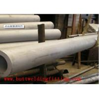 Buy cheap Pilgering API 304 Welded Stainless Steel Pipe / Galvanized Coated Steel Tube ISO JIS GOST from wholesalers