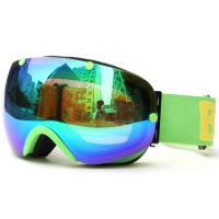 China Professional Ski Snowboard Goggles For Block The Strong Winds , Snow Grains wholesale