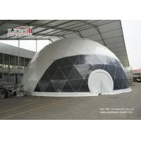 China Inflatable Geodesic Dome Tents Double Layers For Wedding Party For Sale wholesale