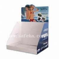 China Outstanding Counter Table Top Display for Swimming Accessories wholesale