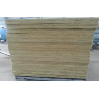 China Thermal And Acoustic Weather Proof Rock Wool Insulation High Temperature wholesale