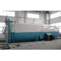 China Rubber / Food Chemical Autoclave Φ2.85m With Safety Interlock , Automatic Control wholesale