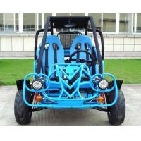 China 250cc Go Kart Buggy Double A Arm / Single A - Arm With CVT Reverse / Road Tyre on sale