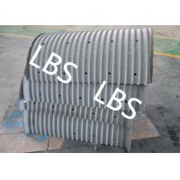 China Offshore Platform Crane Main Drum Lebus Grooving Wire Rope Or Cable wholesale