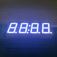 China Common Anode  Digital Clock LED Display 0.56 Inch High Luminous Intensity Output wholesale