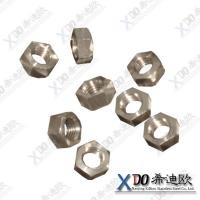 China GH4145 China hardware fasteners stainless steel hex nut wholesale