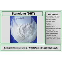 China Steroid Hormone Powder Stanolone / Androstanolone / DHT For Health And Beauty CAS 521-18-6 wholesale