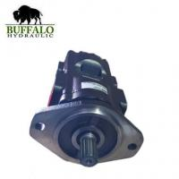 China JCB 20/925340 double gear pump 41 + 26cc/rev for 3CX 4CX wholesale