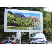 Quality P7 Ultra Thin SMD3535 Outdoor Advertising LED Display Waterproof 17222 Pixels / for sale
