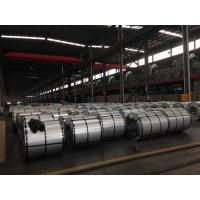 Wholesale Cold Rolled Galvalume Steel Coils / Sheet 508mm / 610mm Coil Inner Diameter With Anti-Finger Surface from china suppliers