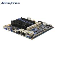 China Industry Fanless N2807 intel bay trail motherboard With 6 COM , LVDS  HDMI Display wholesale