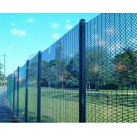 China Galvanized Pvc Coated Residential Special Design Chain Link Wire Mesh Fencing on sale