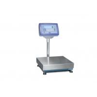 China Automatic Tare Steel Tubular Structure 300kg Platform Weighing Scale wholesale