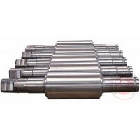 China Shaft Forging, Roller Forging For Industry,  Rough Machined With Heat Treatment wholesale