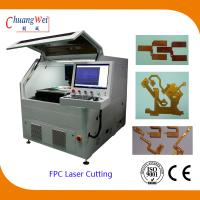 China Industrial PCB UV / CO2 Laser Depaneling Machine 10/12/15/18W wholesale