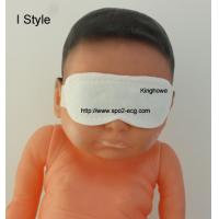 China Medical Surgical Phototherapy Eye Mask Sweat Absorption With Hook Section on sale