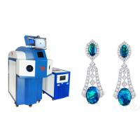 China Jewellery YAG Laser Welding Machine With CE , Laser Soldering Machine wholesale